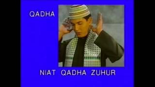 Tuntutan Solat (Qadha)