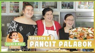 Cucina Ni Nadia 3: Pancit Palabok | Episode 2