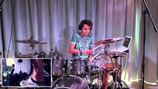 Netsky - Rio (Drum Cover) ft. Digital Farm Animals