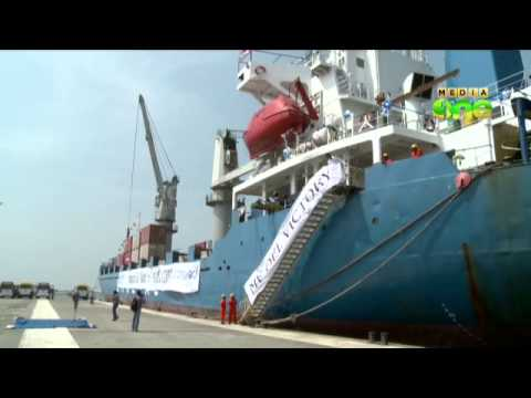 Coastal shipping project; Industry Expects a New Lease Of Life