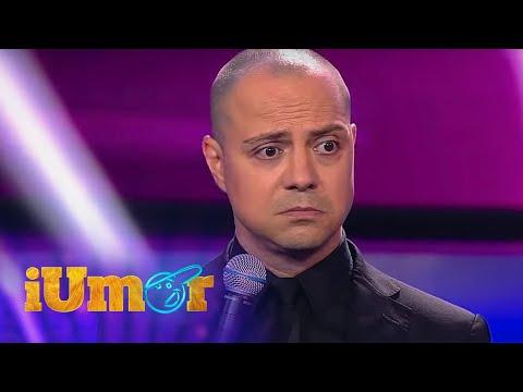 Râzi cu lacrimi! Dan Badea deschide finala iUMOR cu un număr de stand-up excepțional