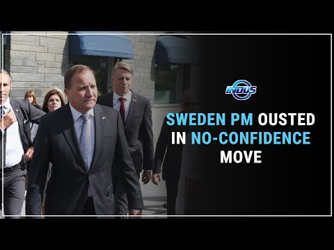 Daily Top News   SWEDEN PM OUSTED IN NO-CONFIDENCE MOVE   Indus News