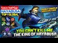 You Can t Kill Me  The King Of Hayabusa  Louvre AntiMage Hayabusa