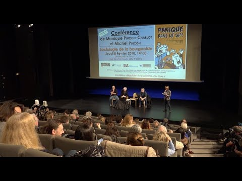 Conference Sociologie de la bourgeoisie 08 02 2018