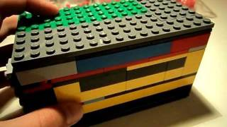 Japanese Lego Puzzle Box Nr.4 (ugly... And Pretty Bad)