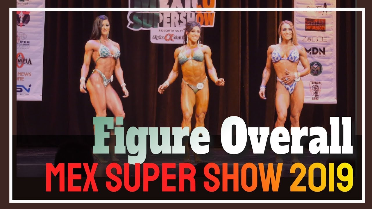 Overall Figure Mexico Super Show 2019