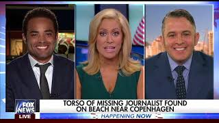 David DiPietro   Fox News 8/23/2017  discussing the death of Kim Wall