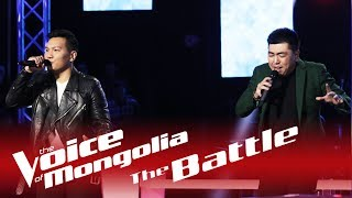 """Download Lagu Orgil vs Misheel - """"The  man who can't be moved"""" - The Battle - The Voice of Mongolia 2018 Mp3"""