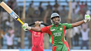 ICC WC 2011 Bangla Theme Song (Mar Ghuriye).wmv