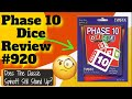 Bower S Game Corner Phase 10 Dice Review mp3