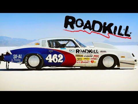 1100hp Camaro Goes for A Landspeed Record! | Roadkill | MotorTrend