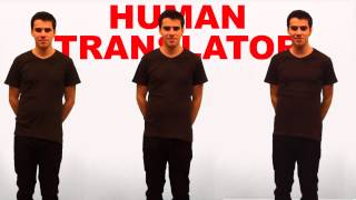 Human Translator(My creative production commercial project at the University of Nicosia., 2013-03-04T16:17:21.000Z)