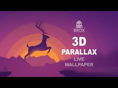 Deer : 3D Parallax Nature Live Wallpaper - Apps on Google Play
