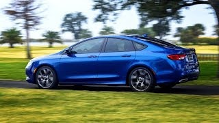 2015 Chrysler 200 First Look -- Edmunds.com