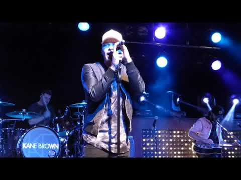 "Kane Brown ""Learning"" Live @ The Starland Ballroom"
