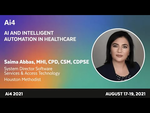 AI and Intelligent Automation in Healthcare