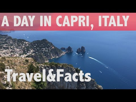 Capri, Italy | Travel Guide 2018 | Travel and Facts [HD]