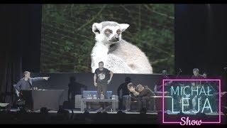 Kacper Ruciński dubbinguje zwierzątka | Michał Leja Show (S01E06)