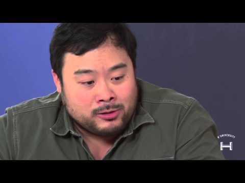 David Chang on Forging Your Own Path  |  H'University 2016