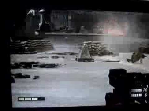 Resistance: Fall of Man Game Glitch