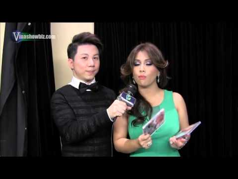 Vinashowbiz interview with ca si Minh Tuyet