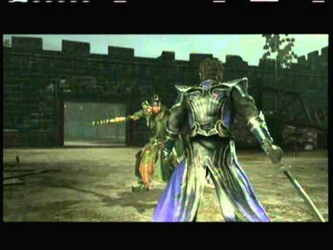Dynasty Warriors 7 - Death of Guan Yu ( Shu, Wei, Wu )