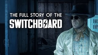The Full Story of the Switchboard - A Pre-War Research Facility - Fallout 4 Lore