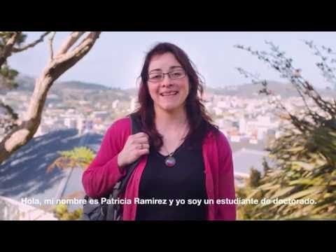 My Story - Patricia's story as a PHD Student in New Zealand