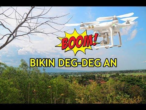 Bikin Deg-Deg'an   Keindahan Tulungagung Lewat Drone yang Nyasar   Kompilasi Drone Lost Signal