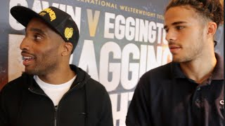 JORDAN COOKE, RYAN KELLY, MARCUS FRENCH & COREY GIBBS DISCUSS BRAGGING RIGHTS - 22/10 IN BIRMINGHAM
