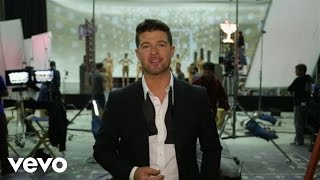 Robin Thicke - Feel Good (Behind The Scenes)