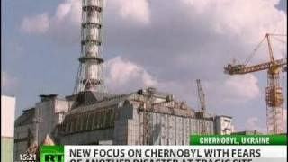 Chernobyl Fallout 25_ Sarcophagus alert amid shelter collapse fears