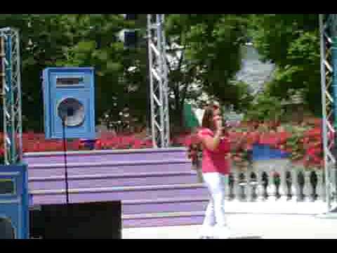 Kindra Lee Wilson Jamestown Ferry Karaoke National...