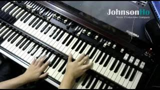Just the way you are - Hammond B3p (Hammond B3 Portable ) & Leslie 3300 by Johnson Ho