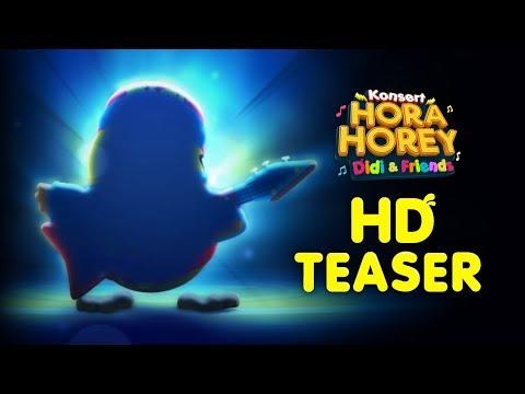 Didi & Friends | Konsert Hora Horey akan datang di pawagam 2018