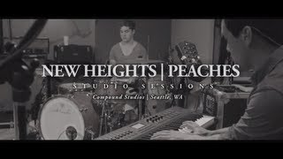 New Heights - Peaches - Live at Compound Studios