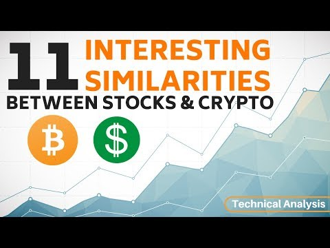11 Interesting Similarities Between Stocks & Crypto + Altcoin Opportunities