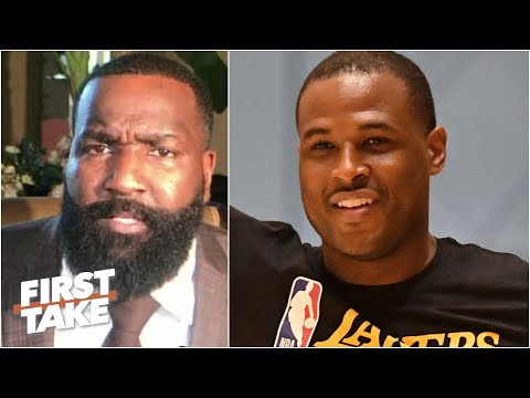 Kendrick Perkins fights to give Dion Waiters some credit | First Take