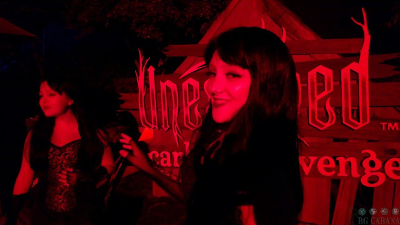 Unearthed: Scarlettu0027s Revenge At Busch Gardens Williamsburg   YouTube