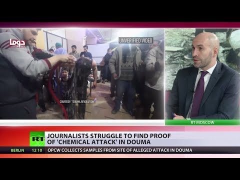'Whole Douma story was staged': Journos struggle to find proof of 'chemical attack'