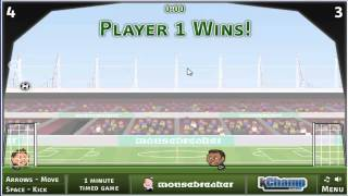 Futbol de cabezones - Con ElJordius