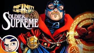 "Infinity Wars Soldier Supreme ""Captain America + Doctor Strange"" | Comicstorian"