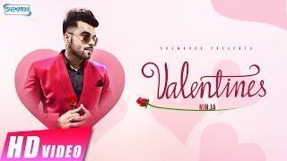 Valentines   Ninja   New Punjabi Songs 2017   Shemaroo Punjabi