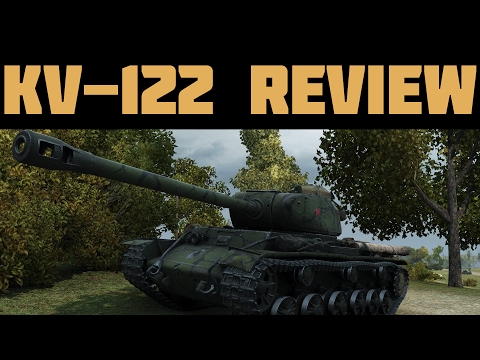 KV-122 review! Is it worth the gold?