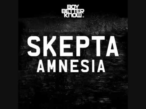 Skepta - Amnesia (Jack Sparrow VOCAL Remix)