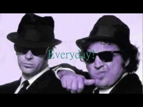 Gimme Some lovin' -- Cover By Matteo(kapriol91) -- Blues Brothers with Lyrics in Description