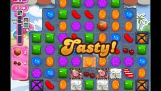 CANDY CRUSH SAGA LEVEL 1639 - NO BOOSTER -
