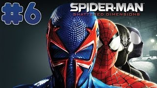 Spider-Man: Shattered Dimensions - Walkthrough - Part 6 - Sandman (PC) [HD]