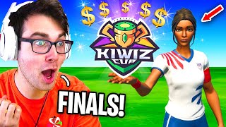I Hosted my Kiwiz Cup FINALS for $2,000 in Fortnite... (3 MILLION Subscribers Fortnite Tournament)