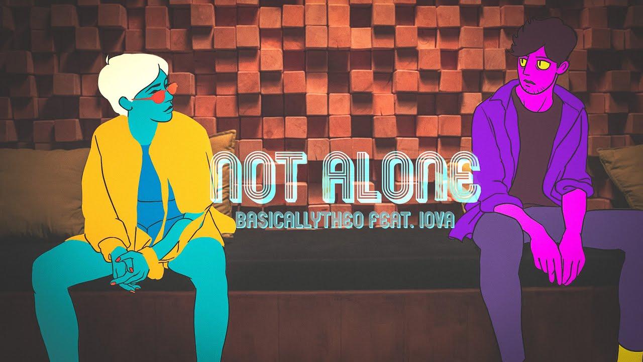 basicallytheo - Not Alone feat. IOVA | ABSTRACKT